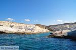 Sarakiniko Milos | Cycladen Griekenland | Foto 12 - Foto van De Griekse Gids