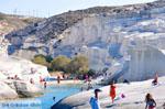 Sarakiniko Milos | Cycladen Griekenland | Foto 13 - Foto van De Griekse Gids