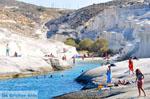 Sarakiniko Milos | Cycladen Griekenland | Foto 14 - Foto van De Griekse Gids