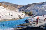 Sarakiniko Milos   Cycladen Griekenland   Foto 15 - Foto van De Griekse Gids