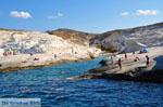 Sarakiniko Milos | Cycladen Griekenland | Foto 16 - Foto van De Griekse Gids