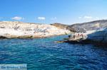 Sarakiniko Milos | Cycladen Griekenland | Foto 18 - Foto van De Griekse Gids