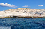 Sarakiniko Milos | Kykladen Griechenland | Foto 19 - Foto GriechenlandWeb.de