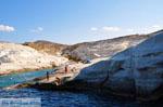 GriechenlandWeb.de Sarakiniko Milos | Kykladen Griechenland | Foto 20 - Foto GriechenlandWeb.de