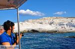 Sarakiniko Milos   Cycladen Griekenland   Foto 22 - Foto van De Griekse Gids