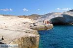 Sarakiniko Milos   Cycladen Griekenland   Foto 26 - Foto van De Griekse Gids