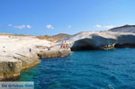 GriechenlandWeb.de Sarakiniko Milos | Kykladen Griechenland | Foto 27 - Foto GriechenlandWeb.de