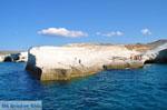 Sarakiniko Milos | Cycladen Griekenland | Foto 30 - Foto van De Griekse Gids
