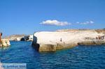 Sarakiniko Milos   Cycladen Griekenland   Foto 31 - Foto van De Griekse Gids