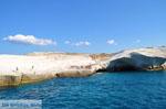 Sarakiniko Milos | Cycladen Griekenland | Foto 33 - Foto van De Griekse Gids