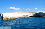 Sarakiniko Milos | Cycladen Griekenland | Foto 34 - Foto van De Griekse Gids