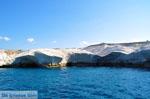 Sarakiniko Milos | Kykladen Griechenland | Foto 35 - Foto GriechenlandWeb.de