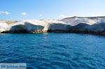Sarakiniko Milos | Cycladen Griekenland | Foto 36 - Foto van De Griekse Gids