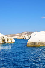 Sarakiniko Milos | Cycladen Griekenland | Foto 37 - Foto van De Griekse Gids