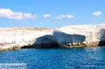 Sarakiniko Milos   Cycladen Griekenland   Foto 38 - Foto van De Griekse Gids