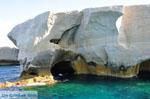 Sarakiniko Milos   Cycladen Griekenland   Foto 42 - Foto van De Griekse Gids