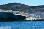Sarakiniko Milos | Cycladen Griekenland | Foto 49 - Foto van De Griekse Gids