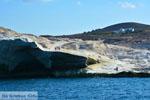 Sarakiniko Milos   Cycladen Griekenland   Foto 52 - Foto van De Griekse Gids