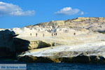 Sarakiniko Milos | Cycladen Griekenland | Foto 58 - Foto van De Griekse Gids