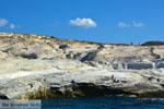 Sarakiniko Milos | Cycladen Griekenland | Foto 61 - Foto van De Griekse Gids