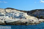 GriechenlandWeb.de Sarakiniko Milos | Kykladen Griechenland | Foto 64 - Foto GriechenlandWeb.de
