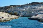 Sarakiniko Milos | Cycladen Griekenland | Foto 66 - Foto van De Griekse Gids