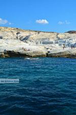 Sarakiniko Milos | Cycladen Griekenland | Foto 68 - Foto van De Griekse Gids