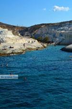 Sarakiniko Milos   Cycladen Griekenland   Foto 70 - Foto van De Griekse Gids