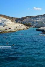 Sarakiniko Milos | Cycladen Griekenland | Foto 71 - Foto van De Griekse Gids
