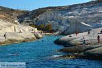 Sarakiniko Milos   Cycladen Griekenland   Foto 74 - Foto van De Griekse Gids