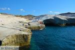 Sarakiniko Milos   Cycladen Griekenland   Foto 89 - Foto van De Griekse Gids