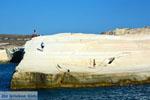 Sarakiniko Milos | Cycladen Griekenland | Foto 93 - Foto van De Griekse Gids