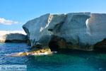 Sarakiniko Milos | Cycladen Griekenland | Foto 97 - Foto van De Griekse Gids
