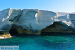 Sarakiniko Milos   Cycladen Griekenland   Foto 98 - Foto van De Griekse Gids