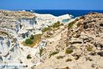 GriechenlandWeb.de Sarakiniko Milos | Kykladen Griechenland | Foto 100 - Foto GriechenlandWeb.de