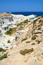 Sarakiniko Milos | Cycladen Griekenland | Foto 101 - Foto van De Griekse Gids