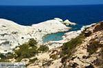 Sarakiniko Milos   Cycladen Griekenland   Foto 103 - Foto van De Griekse Gids