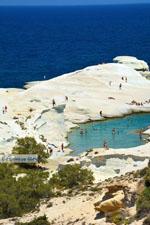 Sarakiniko Milos   Cycladen Griekenland   Foto 106 - Foto van De Griekse Gids