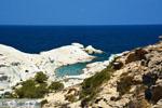 Sarakiniko Milos   Cycladen Griekenland   Foto 107 - Foto van De Griekse Gids