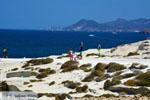 Sarakiniko Milos | Cycladen Griekenland | Foto 110 - Foto van De Griekse Gids