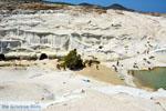Sarakiniko Milos | Cycladen Griekenland | Foto 114 - Foto van De Griekse Gids