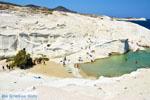Sarakiniko Milos | Cycladen Griekenland | Foto 115 - Foto van De Griekse Gids