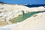 Sarakiniko Milos | Cycladen Griekenland | Foto 116 - Foto van De Griekse Gids