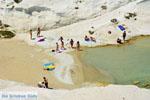 Sarakiniko Milos | Cycladen Griekenland | Foto 117 - Foto van De Griekse Gids
