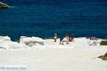Sarakiniko Milos | Cycladen Griekenland | Foto 118 - Foto van De Griekse Gids