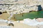 Sarakiniko Milos | Cycladen Griekenland | Foto 119 - Foto van De Griekse Gids