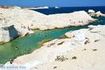 Sarakiniko Milos | Cycladen Griekenland | Foto 120 - Foto van De Griekse Gids
