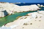 Sarakiniko Milos | Cycladen Griekenland | Foto 121 - Foto van De Griekse Gids