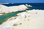 Sarakiniko Milos | Cycladen Griekenland | Foto 122 - Foto van De Griekse Gids