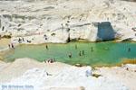 Sarakiniko Milos | Cycladen Griekenland | Foto 124 - Foto van De Griekse Gids